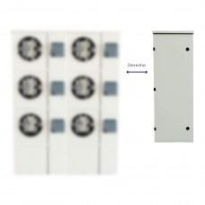 Gabinete para interruptor principal (Derecha)